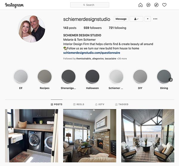 SDS-Instagram
